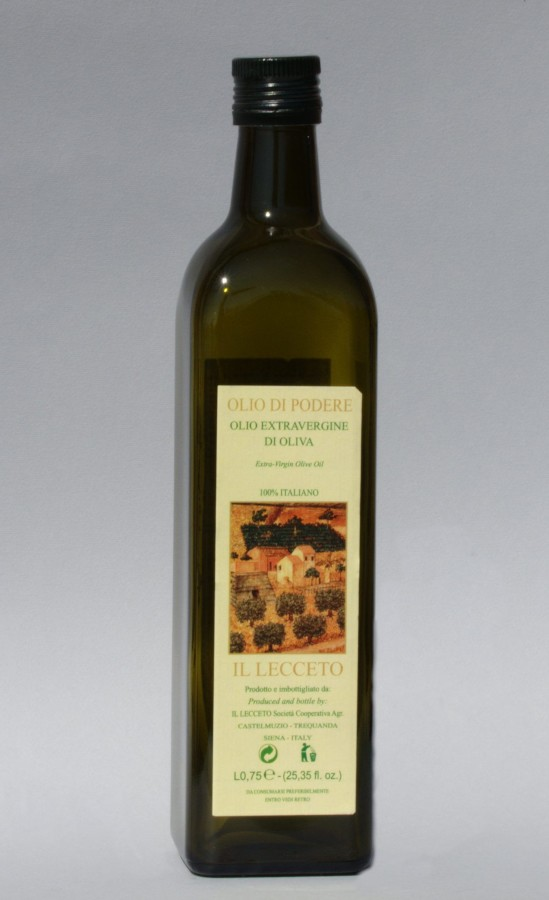 EXTRAVIRGIN OLIVE OIL BOTTLE ml.750 2020