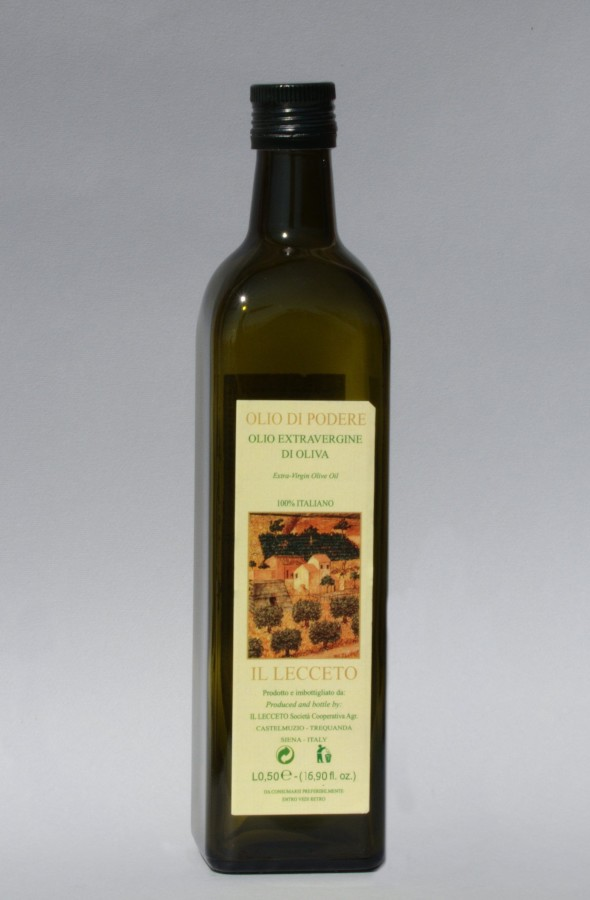 EXTRA VIRGIN OLIVE OIL ml.500 2020
